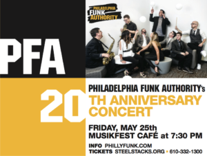 PFA 20th Anniversary Poster