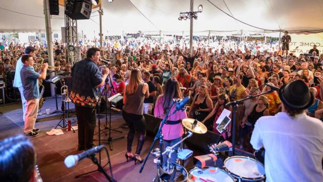 Philadelphia Funk Authority at Musikfest