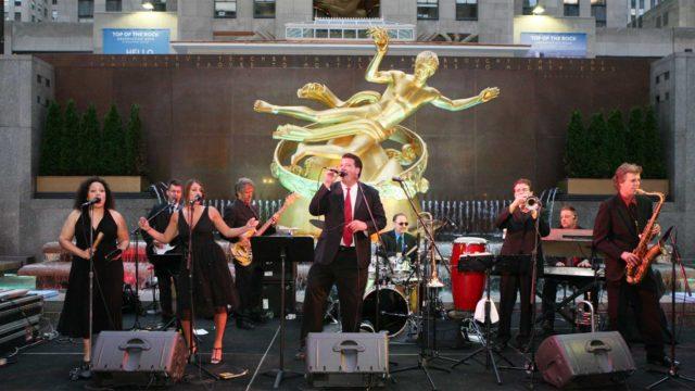PFA at Rockefeller Center