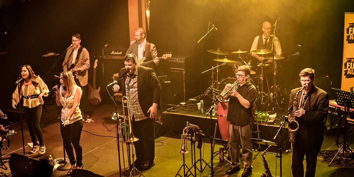 Philadelphia Funk Authority - Award Winning Dance and Party Band